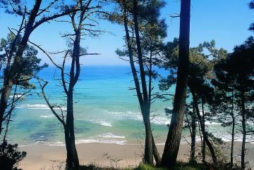 Playa Oleiros. Cudillero