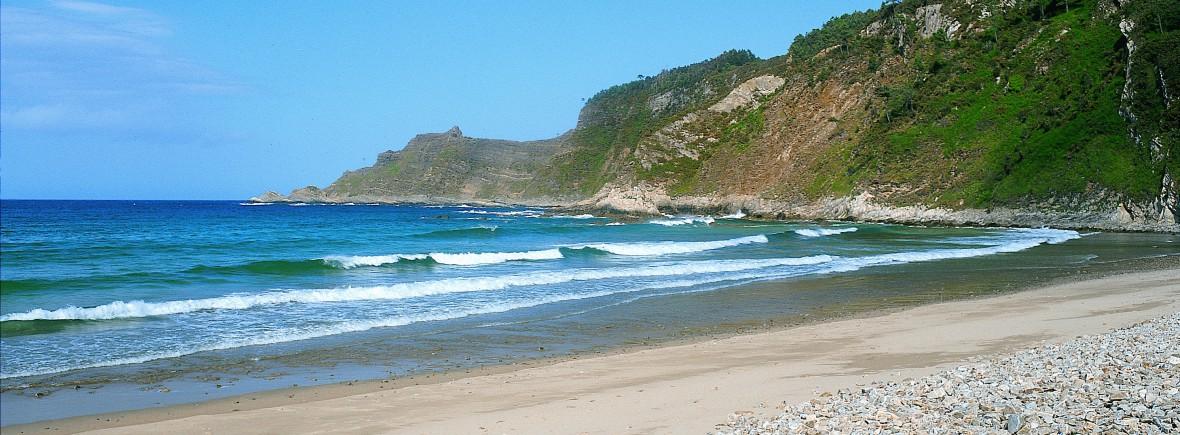 Playa San Pedro de la Ribera. Cudillero
