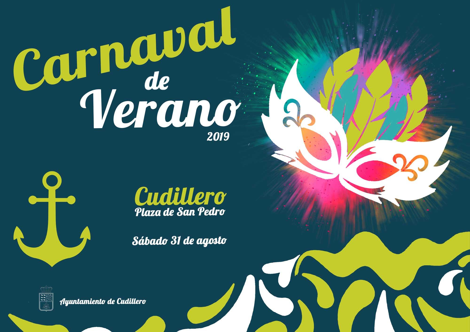Carnaval de verano en Cudillero