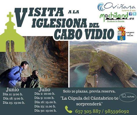 Iglesiona del Cabo Vidio